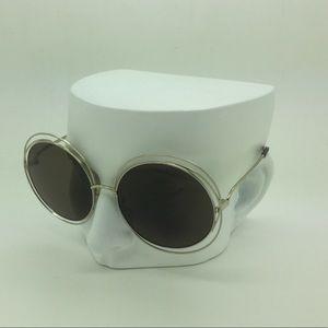 New Chloe Carlina CE 114S 743 Oversized Sunglasses